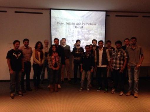 Seminar: Piety, Politics & Patriotism in Kargil