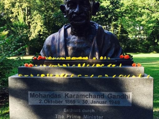 Gandhi Jayanthi Celebrations – Oct 5 2016
