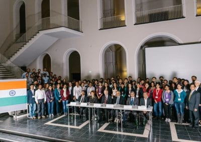 Third Young Investigators Meet 2014