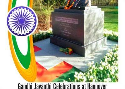 Gandhi Jayanthi Celebrations  International Day of Non-Violence – Oct 5
