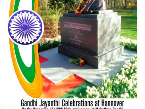 Gandhi Jayanthi Celebrations  International Day of Non-Violence – Oct 5