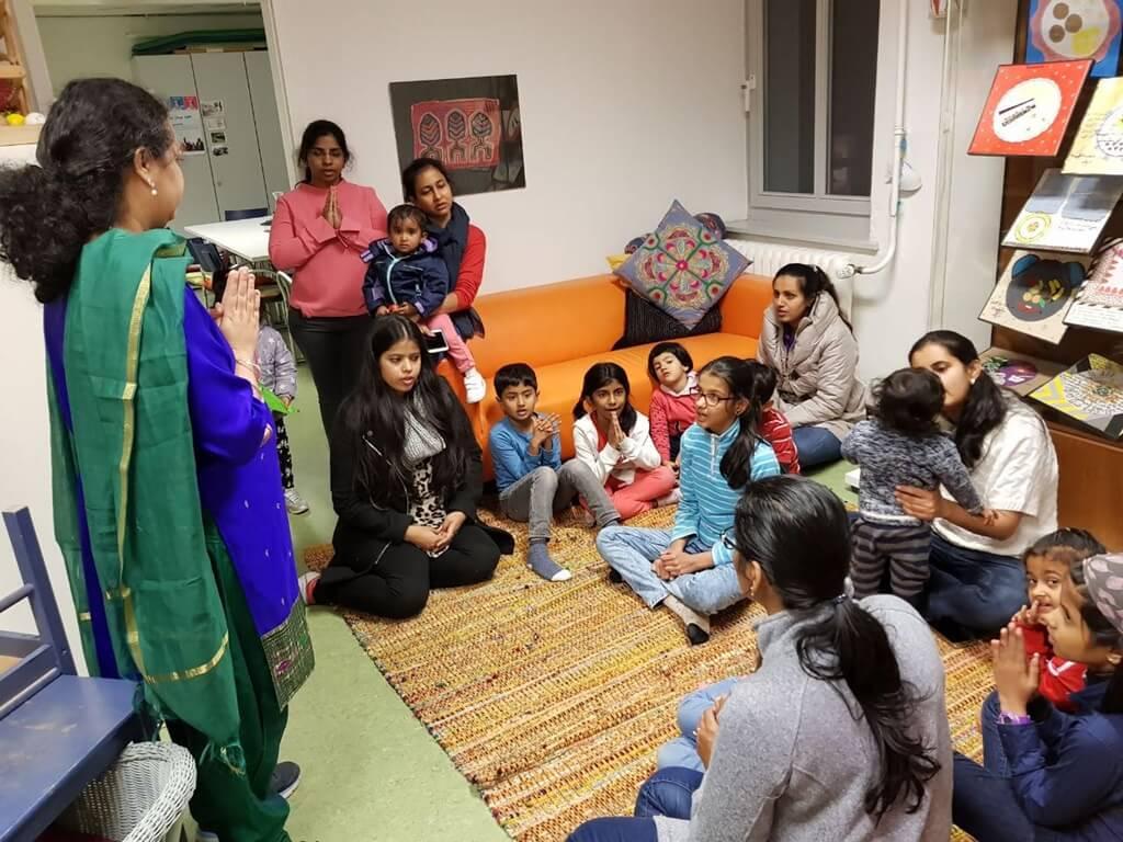 IASH Parents Kids Club | Indian Association - Hannover