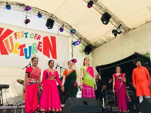 Fest der Kulturen/Festival of Culture 18th and 19th August 2018