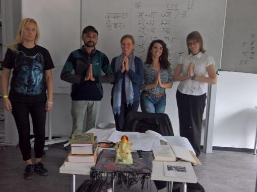 Sanskrit Language Course