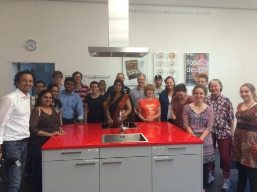 Cooking Workshop (By Mrs Sarika Ranjan)