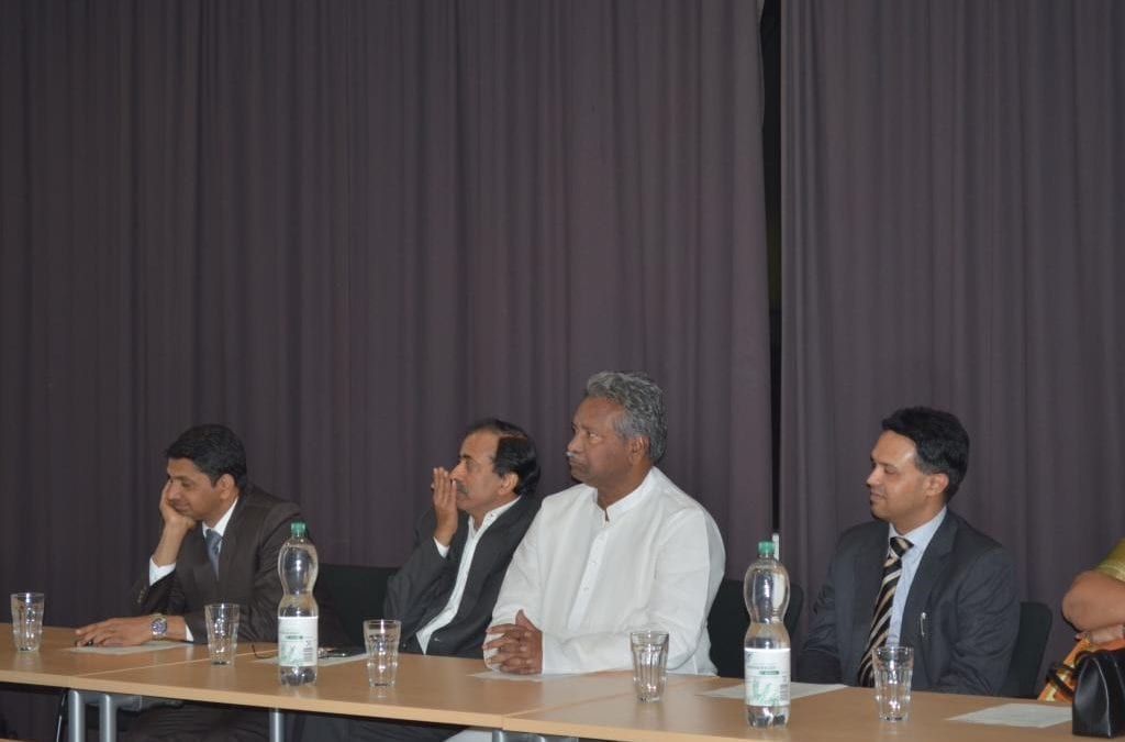 IASH Ministers Visit 2014