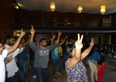 Indian New Year and Bollywood Party
