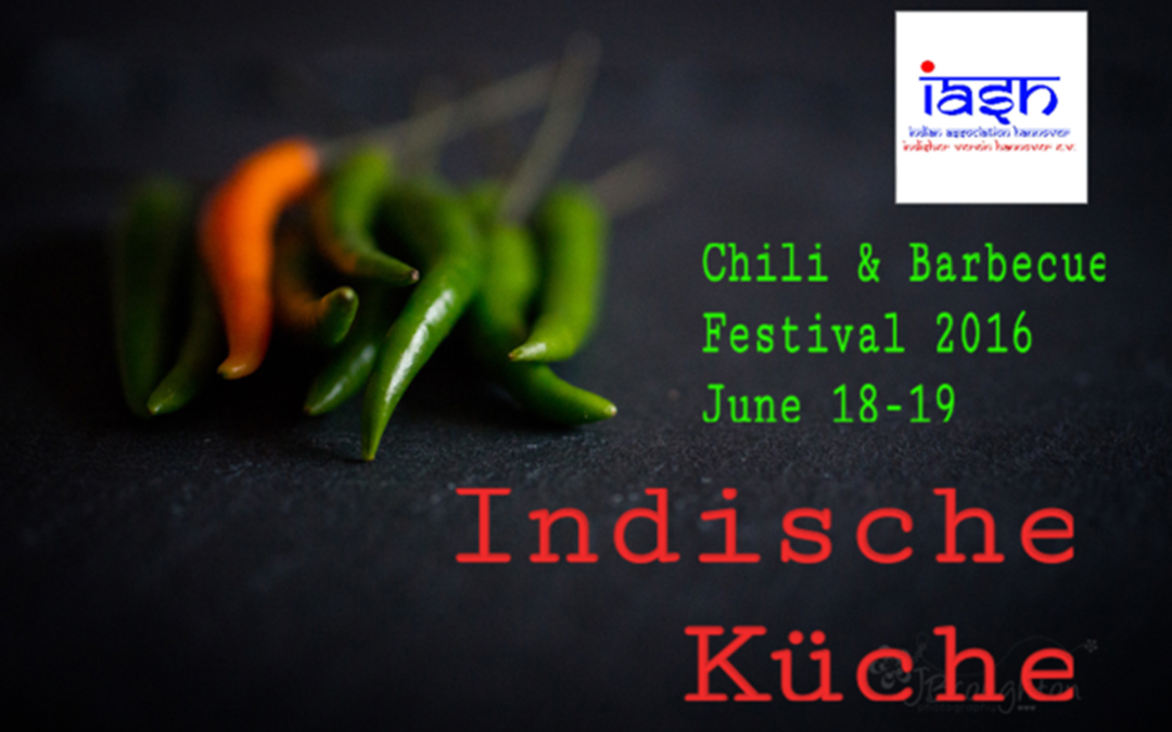 Chill and BBQ 2016