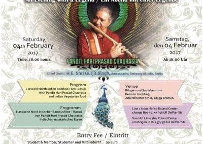 INDIA FEST 2017 – IASH PARTNER PROGRAM