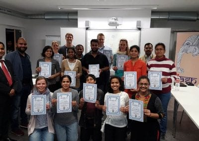 Sanskrit Workshop and Movie Evening Chak De India 004ias-hannover
