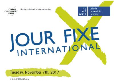 JOUR FIXE INTERNATIONAL – 8. International Science Slam