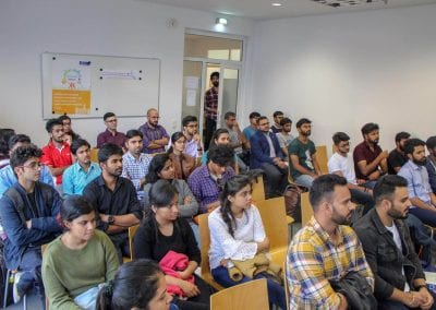IASH Students Welcome Event 2019