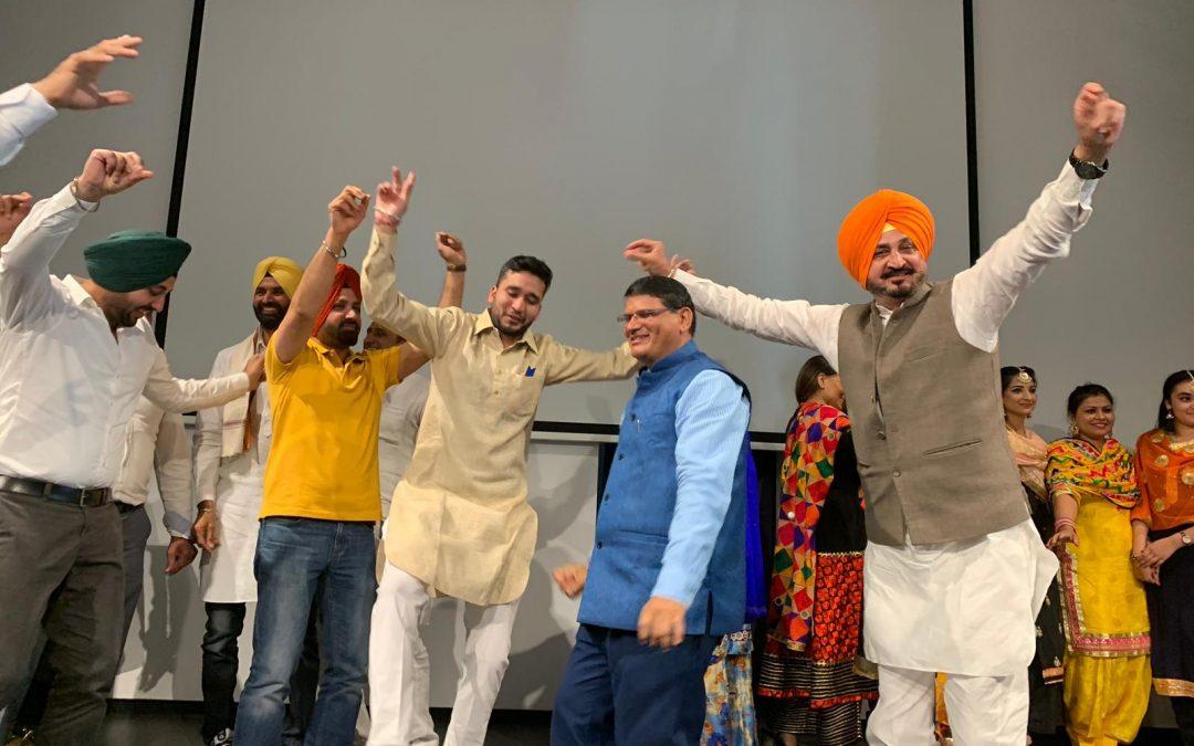 Celebration of 550th Birth Anniversary of Shri Guru Nanak Dev Ji and Punjab Day