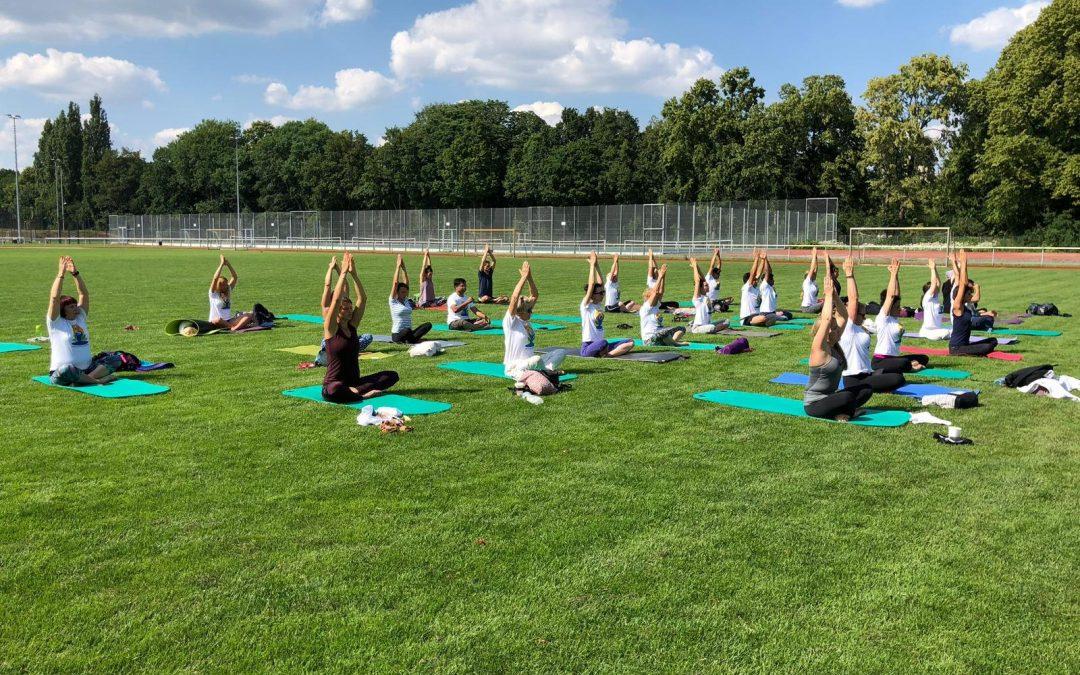 International Yoga Day 2019 – Hannover Germany