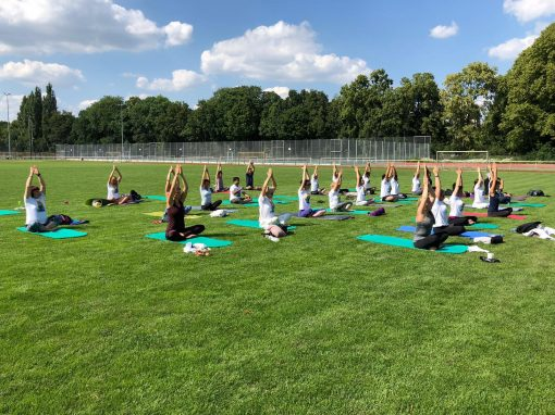 International Yoga Day 2019 – Hannover Germany