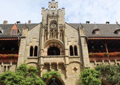 Summer Excursion to Marienburg Castle