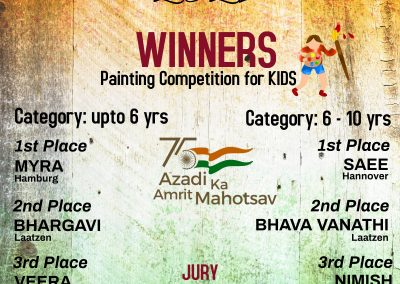 Painting Competition for Kids